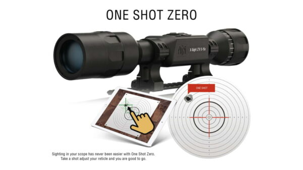 opplanet atn x sight ltv 5 15x day night hunting rifle scope black dgwsxs515ltv usage 4